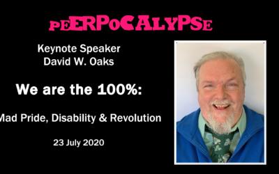 Relevant Projects & Online Videos: David W. Oaks' Peerpocalypse Keynote